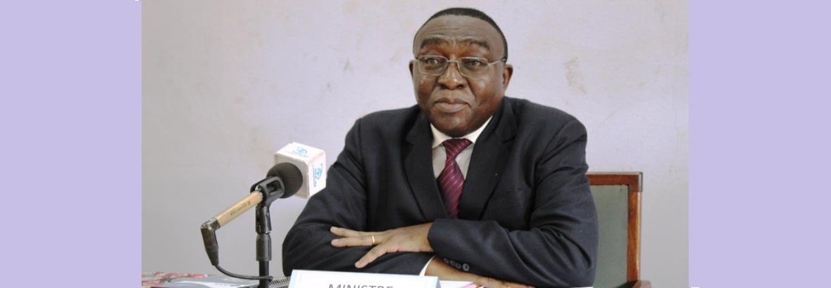 Le Ministre Maxime BALALOU, Président du Conseil d'Administration de l'ENAM a présidé cet organe le 21 février 2020