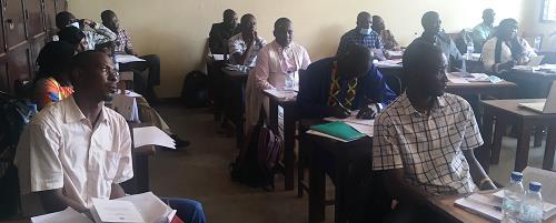 ELECTION 2020 : l'Autorité Nationale des Elections (ANE) a ...